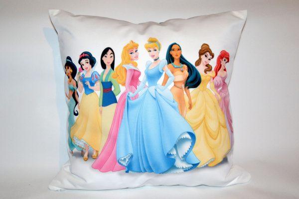 poduszka dla dzieci ksiezniczki disney