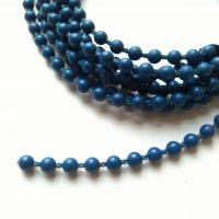 lancuszek niebieski