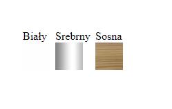 standardowa kolorystyka cosimo sl