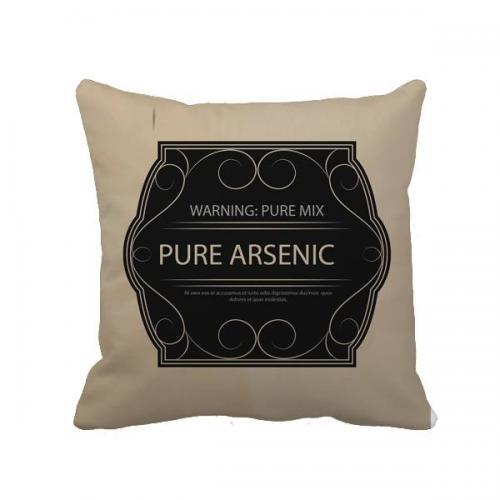 fotopoduszka pure arsenic