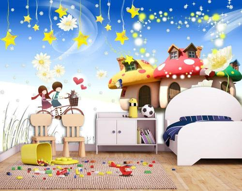 pokoj dzieciecy fototapeta dziecieca